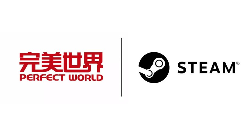 logo perfect world i logo steam