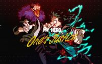 My Hero Ones Justice 2 logo do gry blog hipogryf.pl
