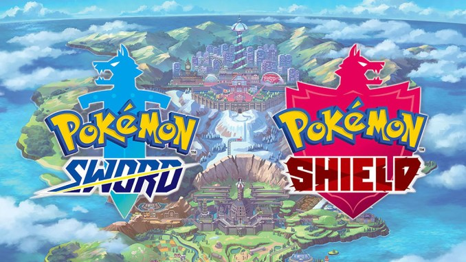 Pokemon Sword Shield Nintendo Switch Blog o Grach Hipogryf.pl
