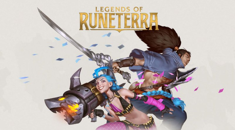 karcianka legends of runeterra