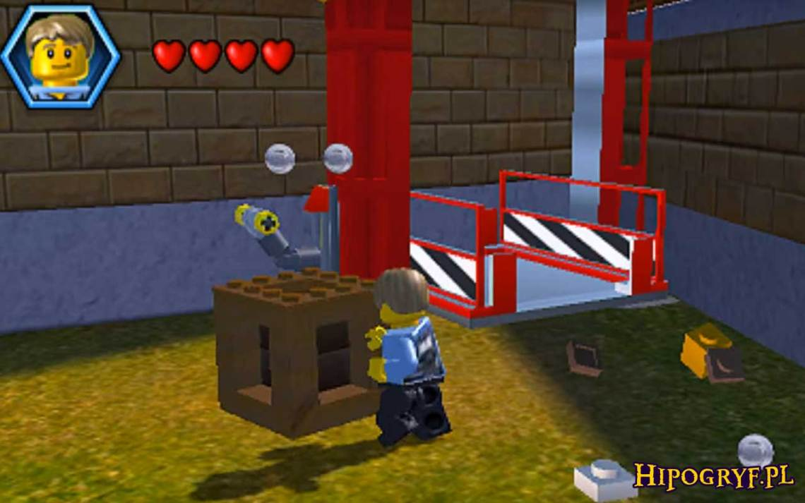 LEGO City Undercover The Chase Begins recenzja 3DS