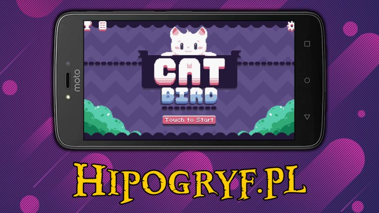 Cat Bird gry na Android