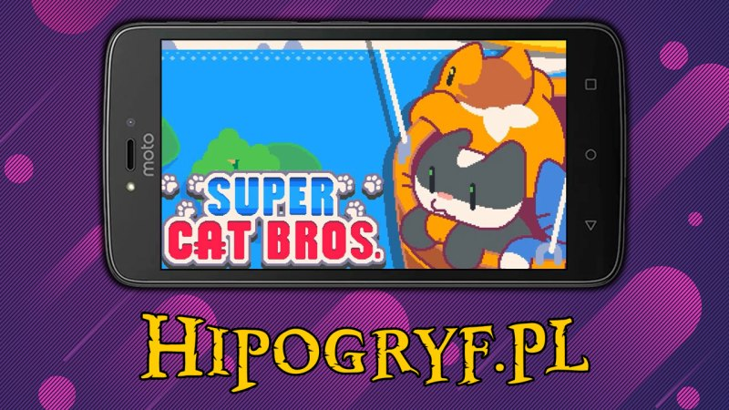 Super Cat Bros gry Android