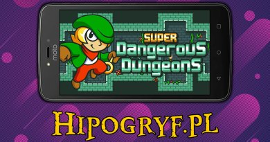 Super Dangerous Dungeons gry Android