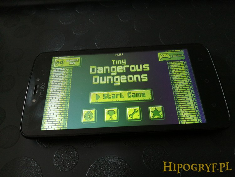 Tiny Dangerous Dungeons gry na Androida