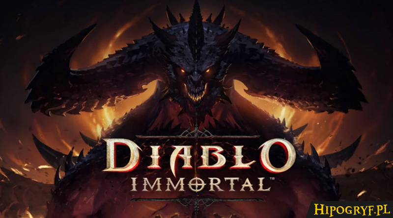 Diablo Immortal Gameplay wersja Alpha