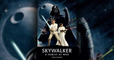 Skywalker a family at war