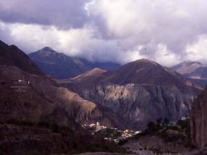 Iruya Andesgebergte Argentinië