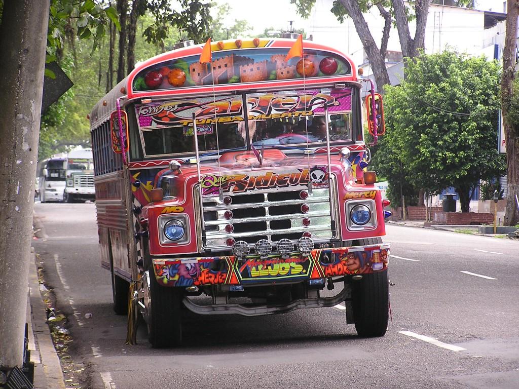Lokale bus Panama
