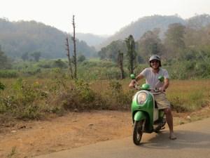 Scooter-huren-Thailand