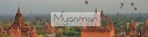 Reisinfo over Myanmar