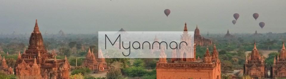 Myanmar reisinfo