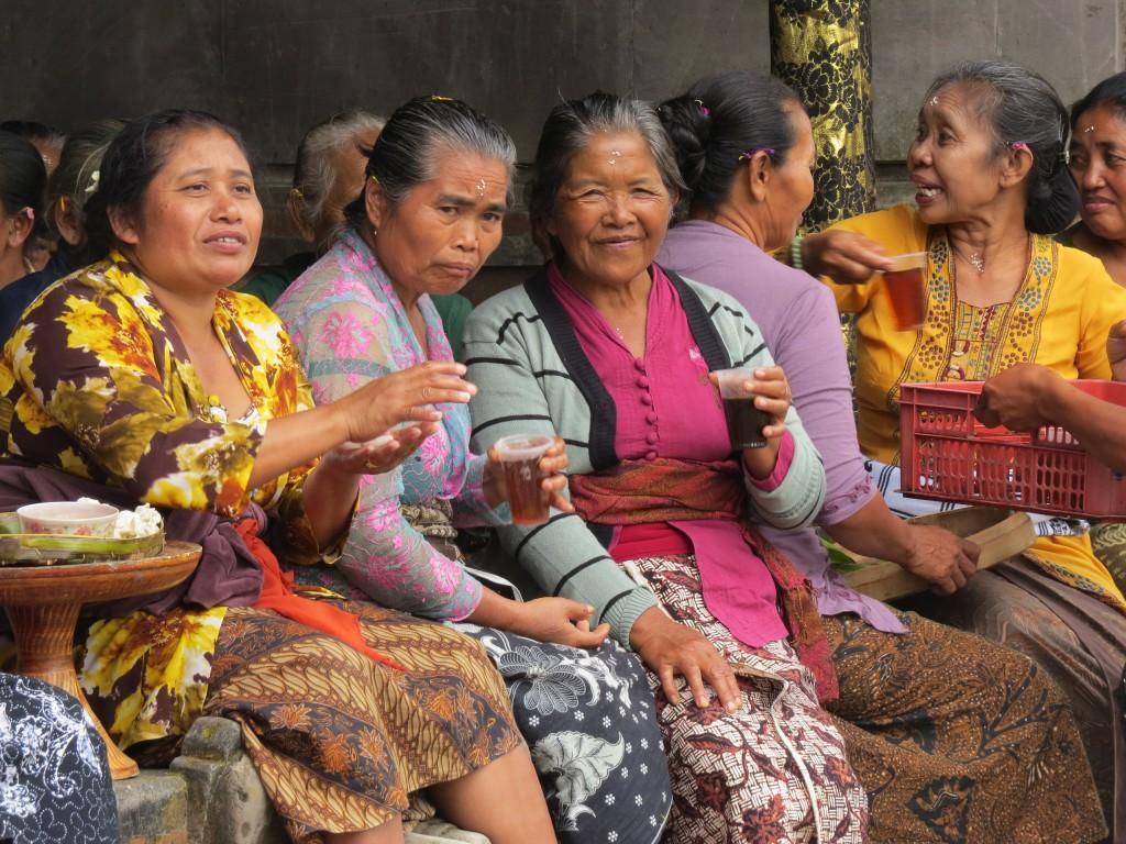 Balinese-vrouwen