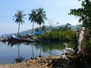 Scooter huren Pulau Weh Sumatra Indonesie
