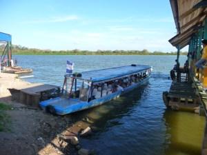 Boot-op-Rio-San-Juan-Nicaragua