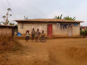 Authentieke dorpjes Afrika