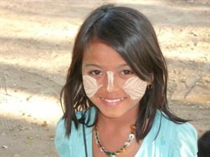 De ontwapenende kids van Myanmar