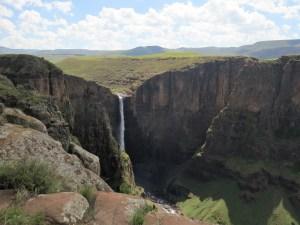 Maletsunyane Waterval Lesotho