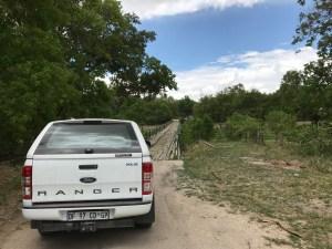 4WD huren in Namibië
