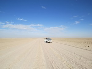 Binnenland Namibië