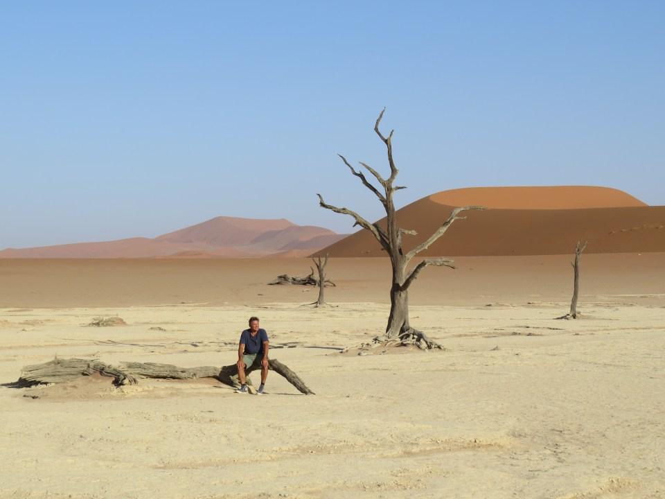 Met een 4WD door Afrika