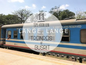 Tips voor lange busrit of treinreis
