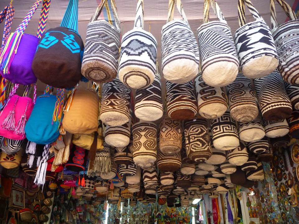 Shoppen in Santa Marta Colombia