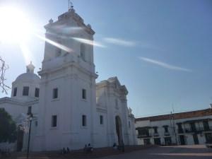 Cathedral Santa Marta Colombia