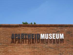 Apartheidsmuseum in Johannesburg