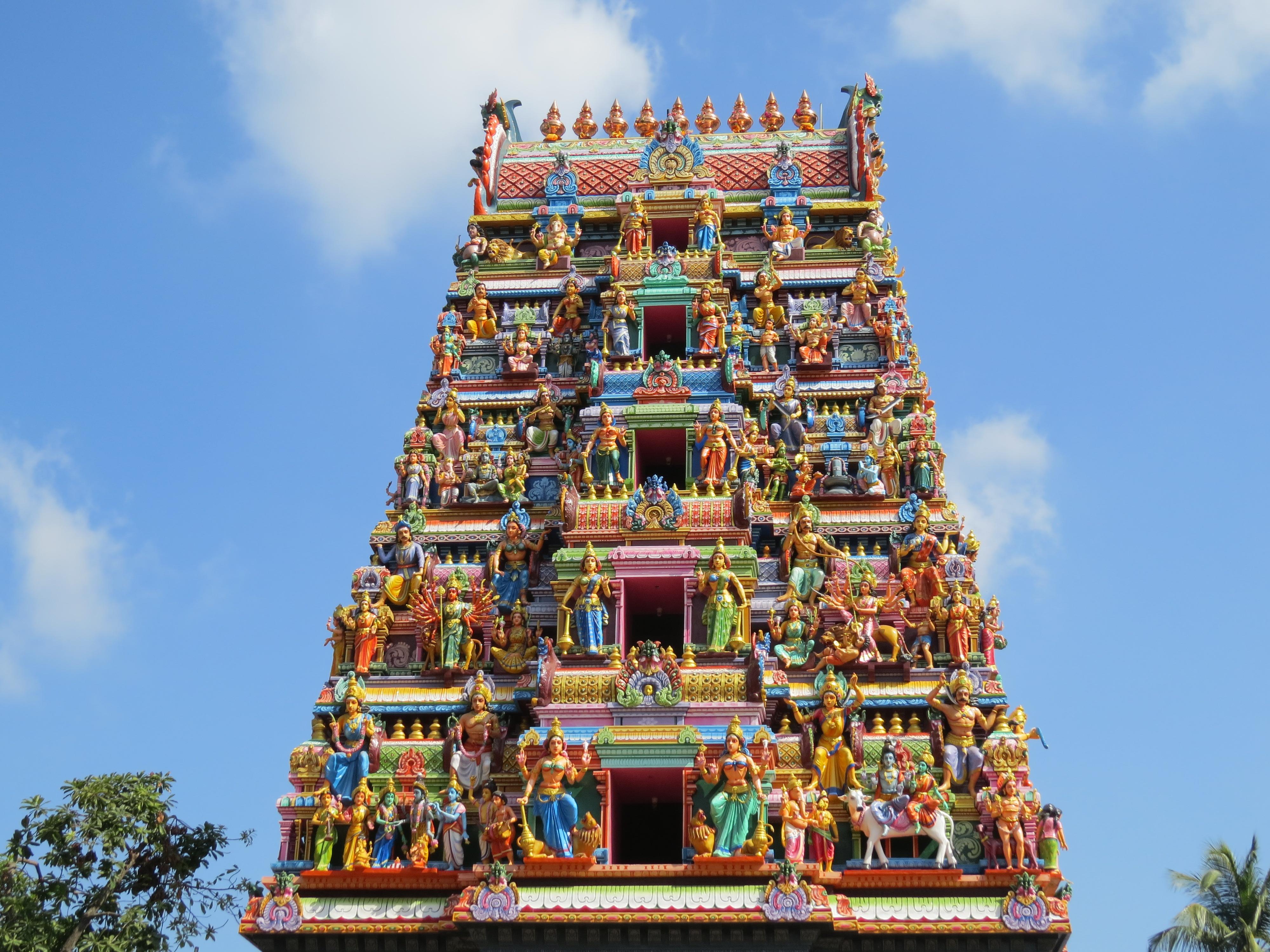 Hindoetempel in Jaffna