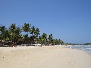 Uppuveli Beach Sri Lanka