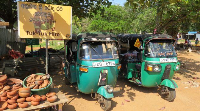 Van Negombo naar Anuradhapura