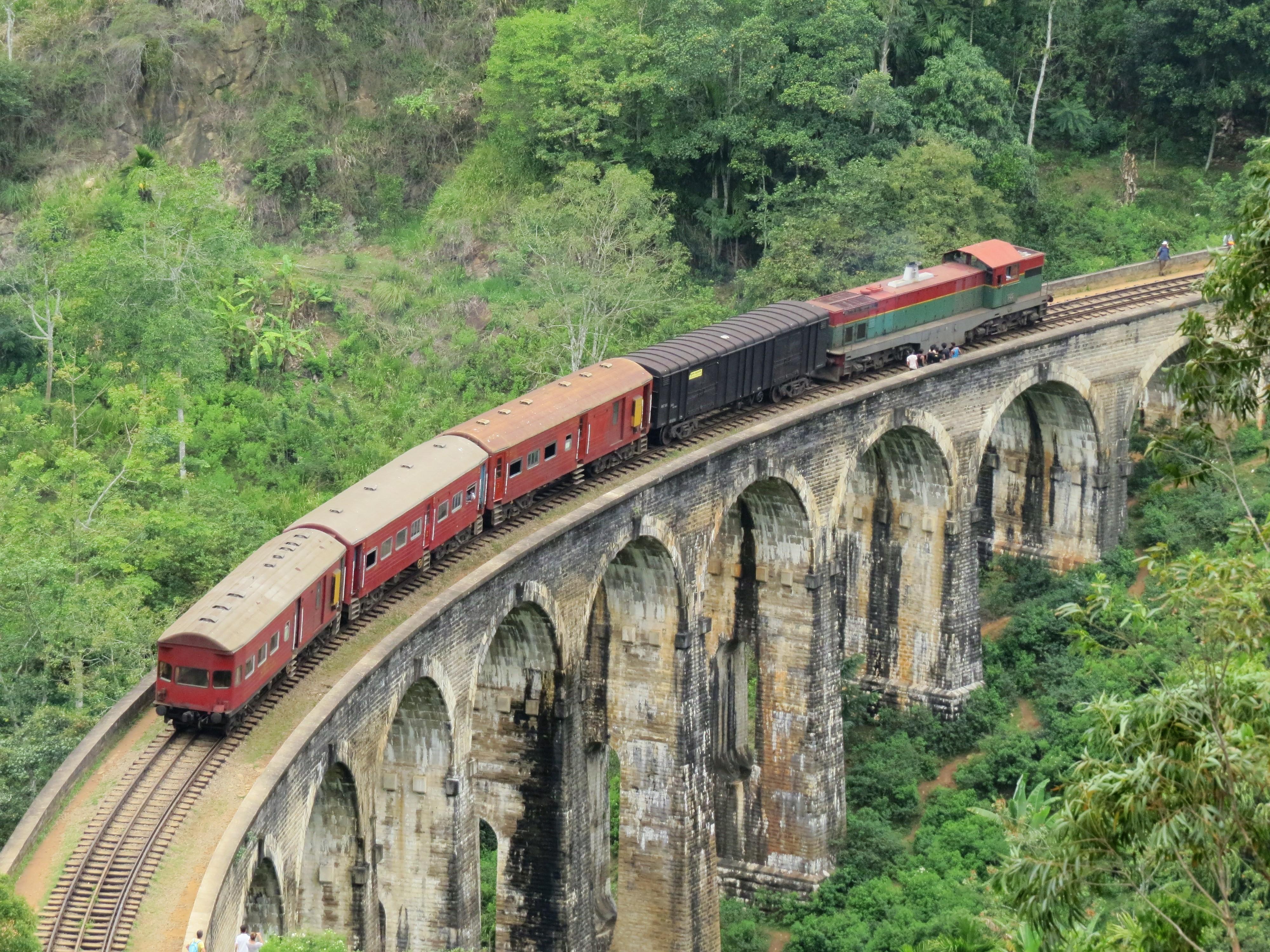 Alles over vervoer in Sri Lanka
