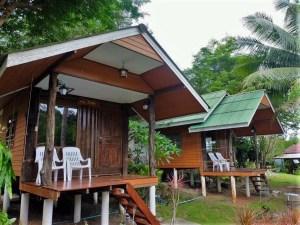 Mangrove Bungalow Koh Kood Thailand