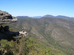 The Balconies Grampians Australie