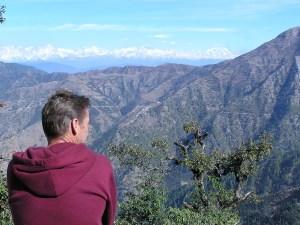 Mussoorie Noord-India