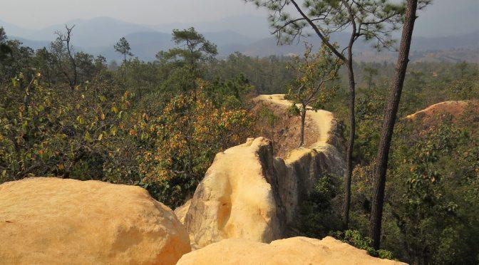 Route 2,5 tot 3 weken door Noord-Thailand