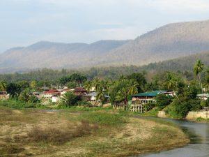 Mae Sariang Thailand