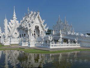 Wat Rong Khun Chiang Rai Thailand