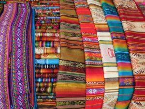 Zaterdagmarkt Otavalo Ecuador