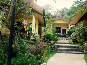 Little House in Mae Salong Thailand