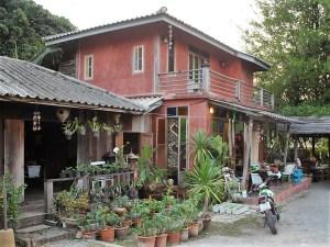 Maeloegyi Guesthouse in Mae Sariang Thailand
