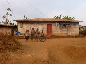 Kinderen in Kameroen