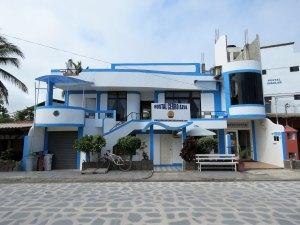 Hostal Cerro Azul in Isabela Galapagos Eilanden