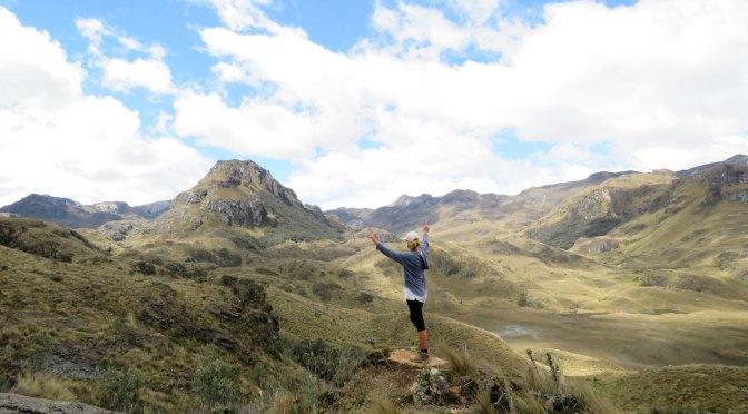 Wandelen in El Cajas National Park
