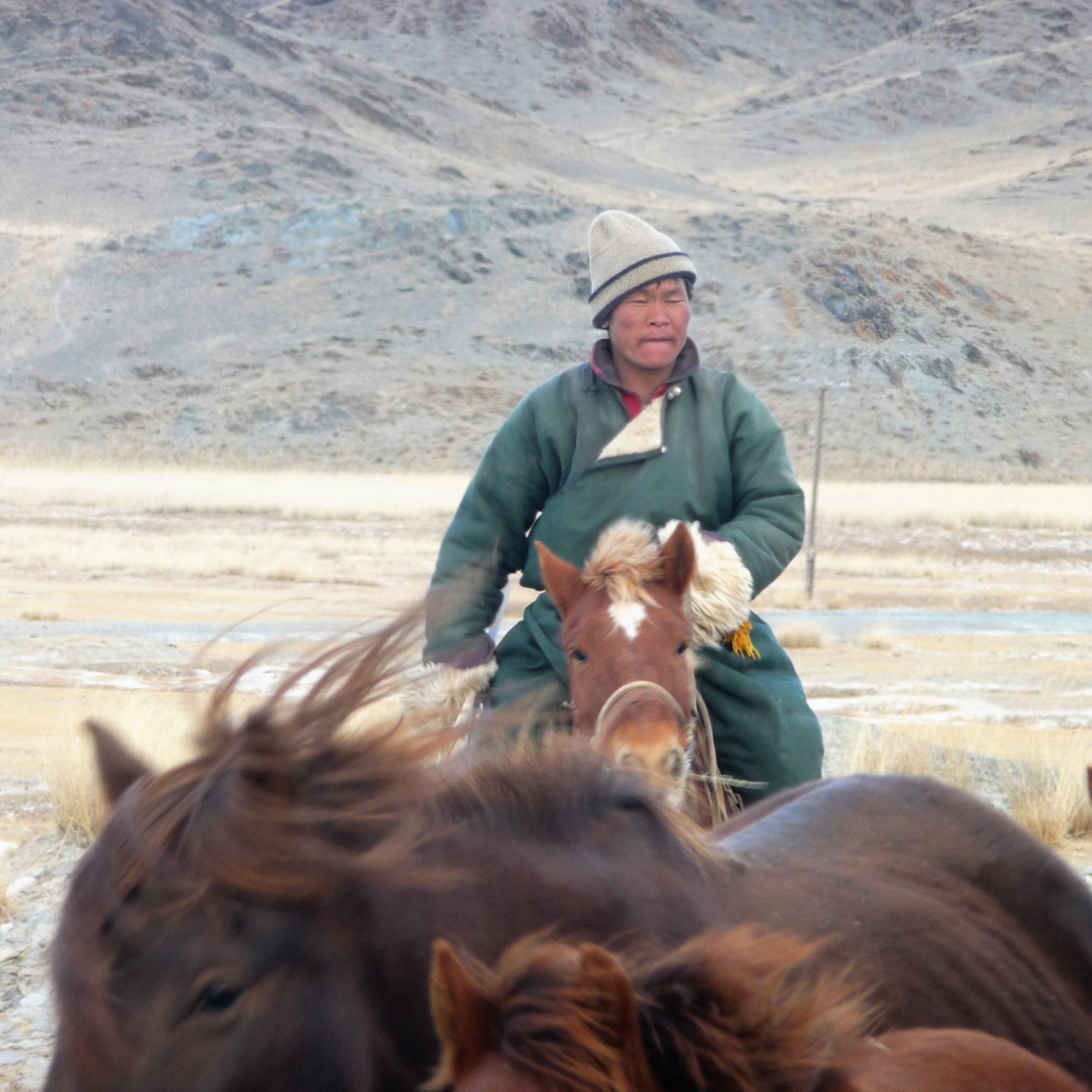 Bevolking Mongolië