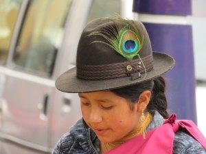 Otavalo Markt Ecuador