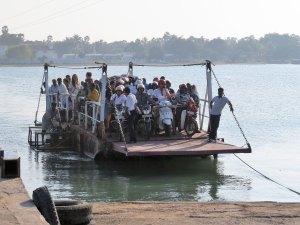 Veerboot Jaffna Sri Lanka