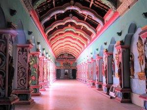 Hindoetempels Jaffna Sri Lanka