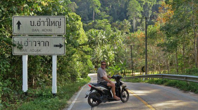 scooter huren in Zuidoost-Azie